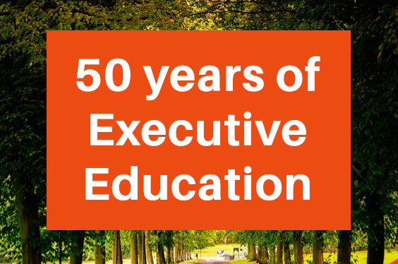 Fifty Years Of EXED At London Business School