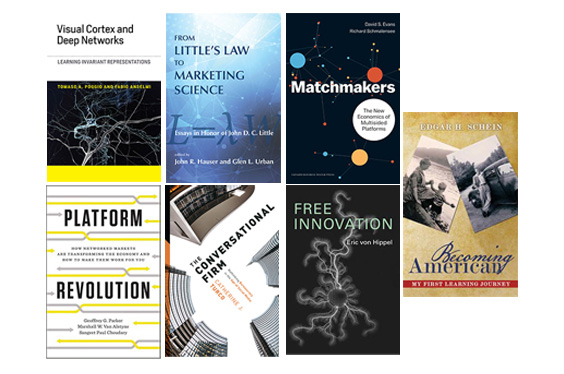 Seven 2016 Books From MIT Sloan Faculty Members