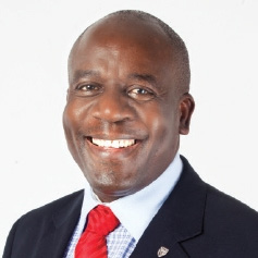 Charles Mudiwa, CEO at Stanbic Bank, Zambia, on How He Managed Himself Better