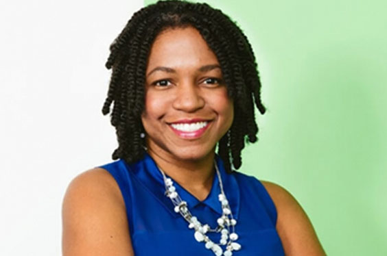 Stacy brown philpot: Hire leaders leave to take risks