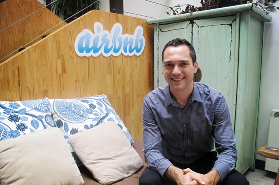 Trying to reinvent the user experience - Nathan Blecharczyk Airbnb