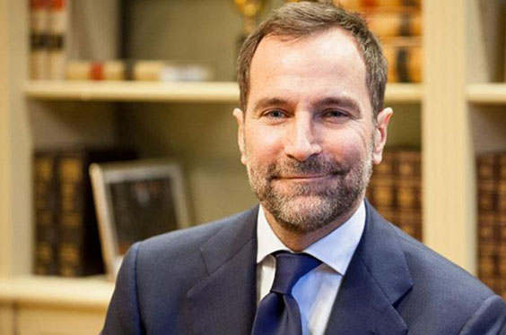 James Costos Joins IE University as Chairman of Global Senior Fellows Initiative