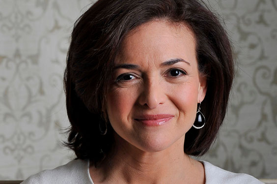 Sheryl Sandberg : Develop Your Voice Not Your Brand