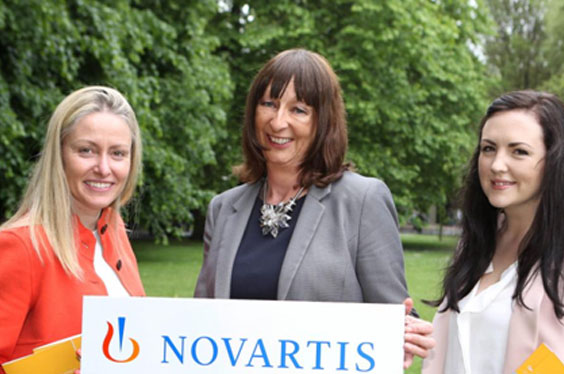 Building the Female Talent Pipeline at Novartis