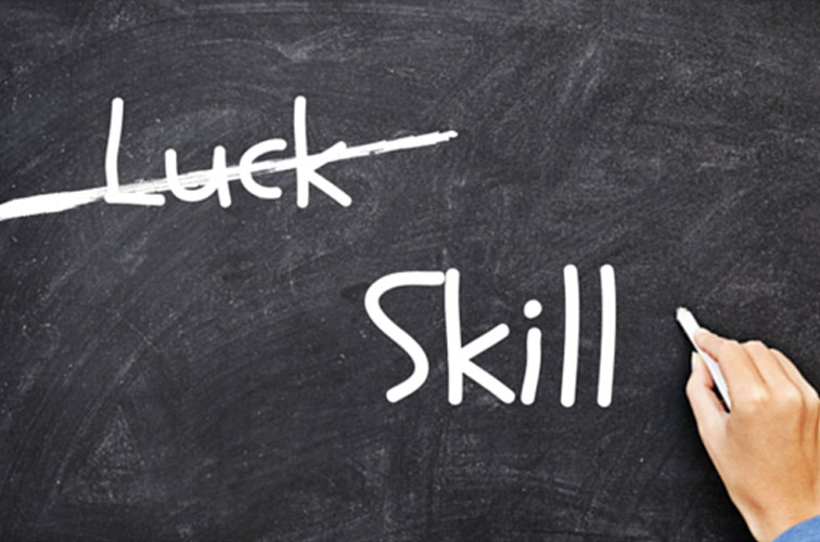 Using Luck: Challenge Existing Management Wisdom