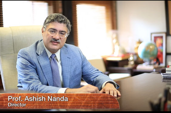 Walk the Talk with Prof.Ashish Nanda