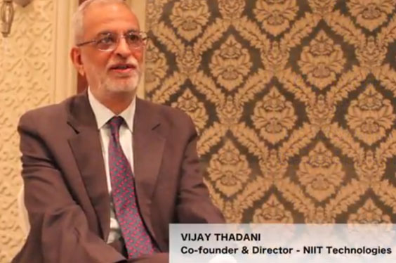NIIT - Personnel growth parallel to Business growth
