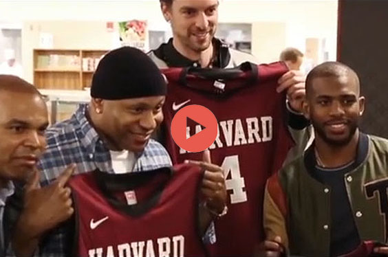 Chris Paul and Channing Tatum Reflect on ExEd Course at HBS