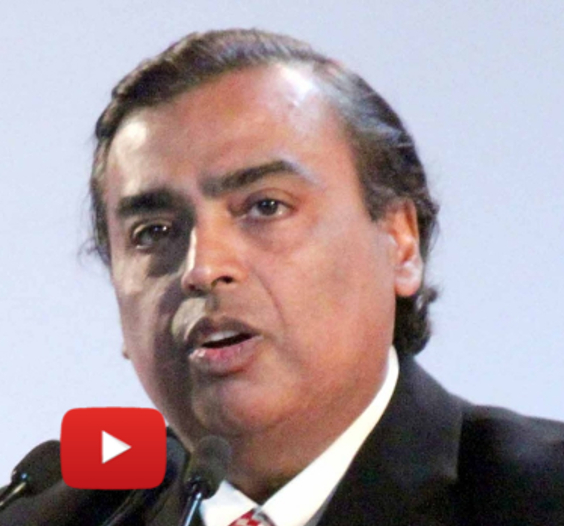 India To Spearhead The Fourth Industrial Revolution: Mukesh Ambani