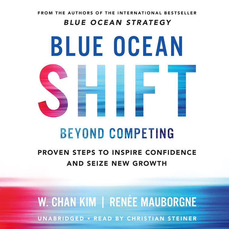 The New Blue Ocean Strategy: What It Takes To Shift From Competing To Creating