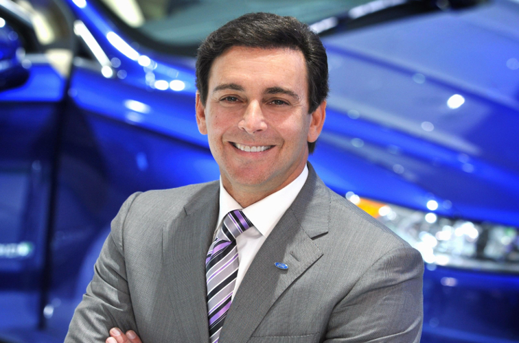 Leading Ford: Lessons From Former Chief Executive Mark Fields On Personal And Professional Fronts