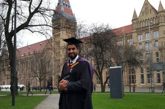 A Course At LBS Taught Mohammed Ayub How To Say No