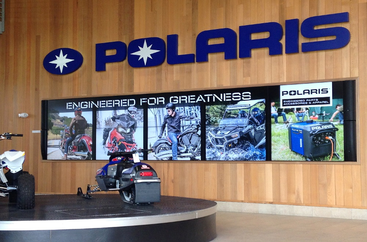 Polaris Revs Up Focus on Leadership and Branding with A Career Long Executive Education Programme