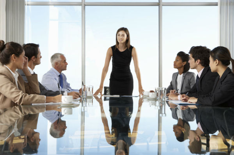 The Key To Closing The Gender Gap, Putting More Women In Charge