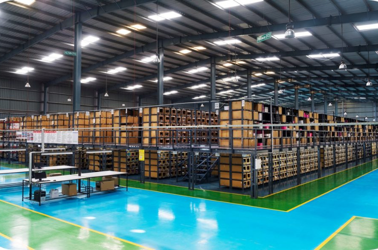 Warehouse Design And Management, Not Just Centers For Storage But Also As Centers For Value-Addition