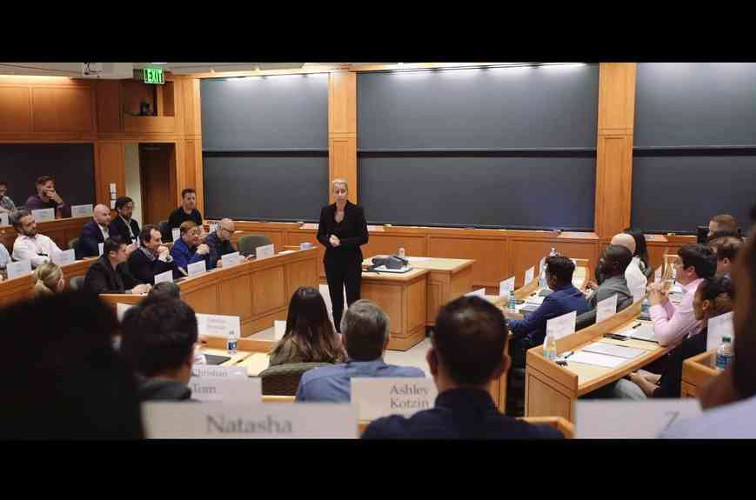 The Business Of Entertainment, Media, And Sports Programme For Entertainment Executives At Harvard