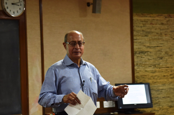 Dr. Farok Contractor, A Scholar Who Has Contributed To Management Studies Globally