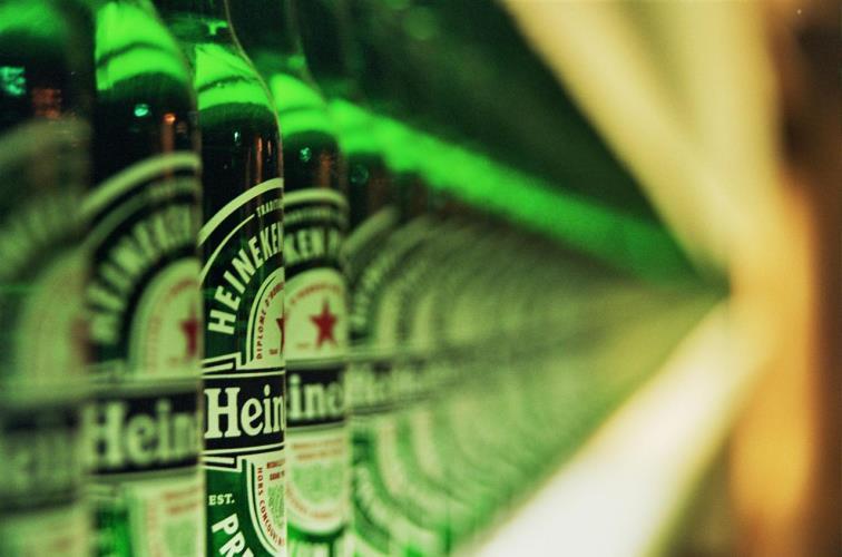 """""""Programme Unlocked My Leadership Potential, Benefiting Heineken."""""""