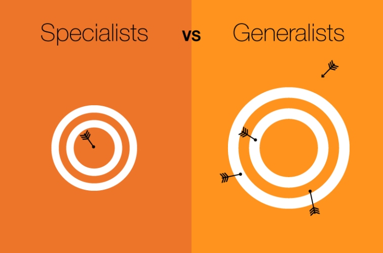Specialist To Generalist: Preparing For Your Next Career Move