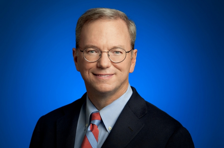 Eric Schmidt To Join MIT As Visiting Innovation Fellow