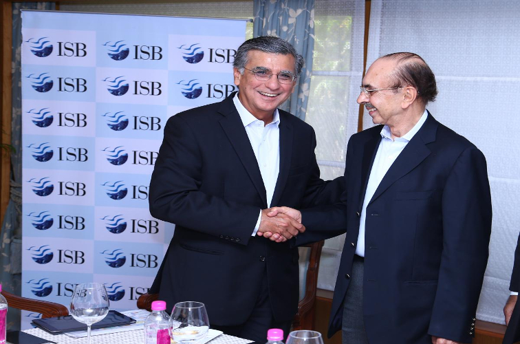 Harish Manwani To Succeed Adi Godrej As Chairman Of The Executive Board Of Indian School Of Business